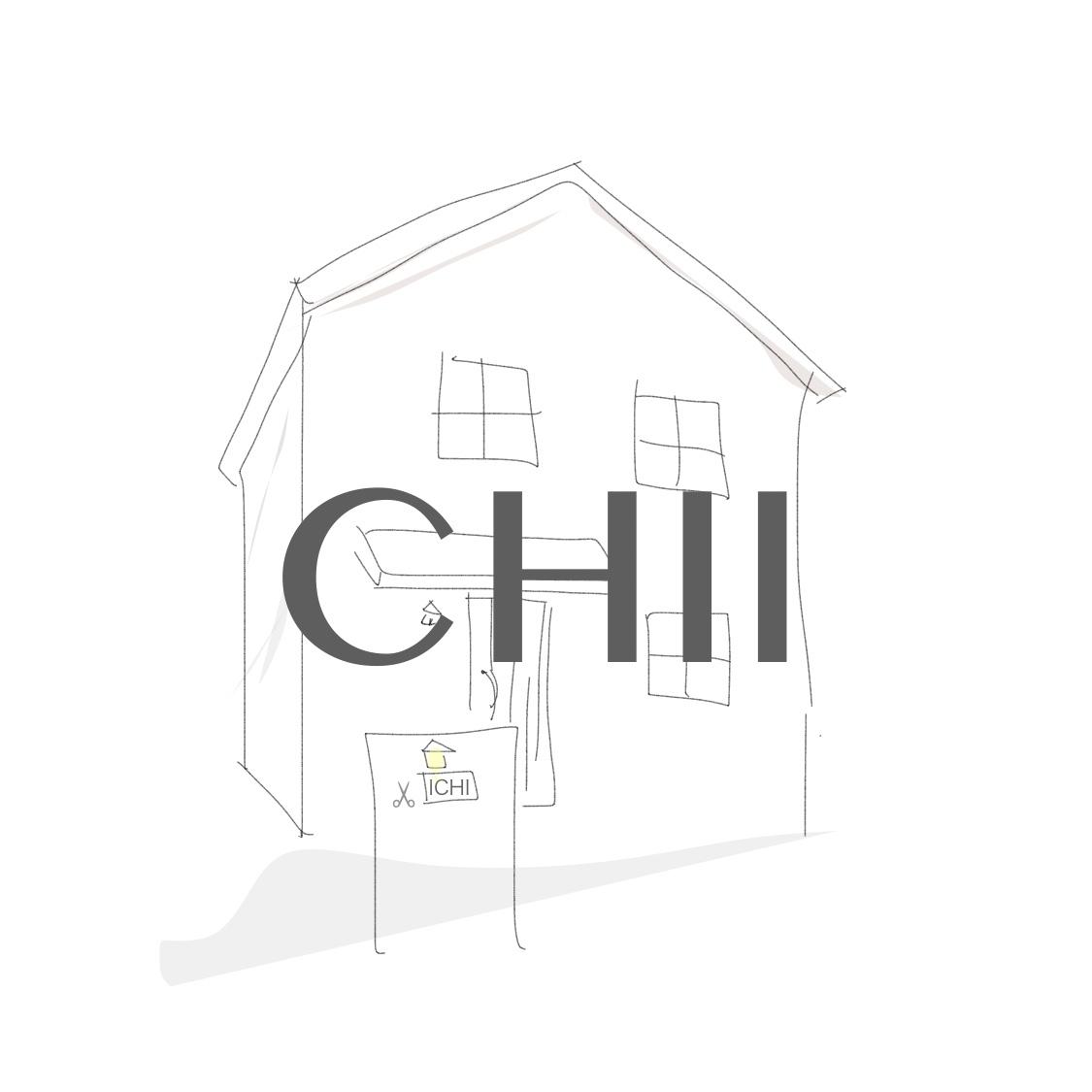 CHII 千葉・四街道市の閑静な住宅街にある一軒家美容室
